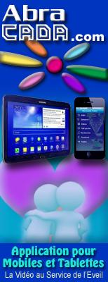 Application Mobiles & Tablettes Abracada Conscience !